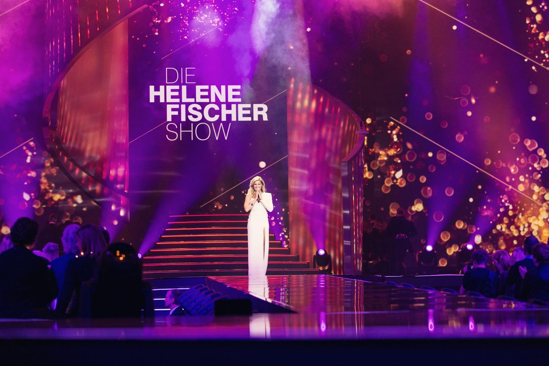 Helene Fischer Show 2016 (Cover)