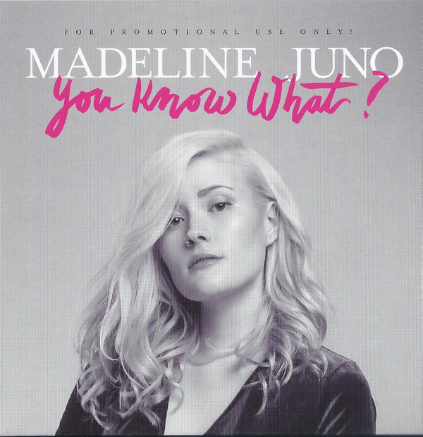 Madeline Juno_You Know What__Single Produced by MADIZIN
