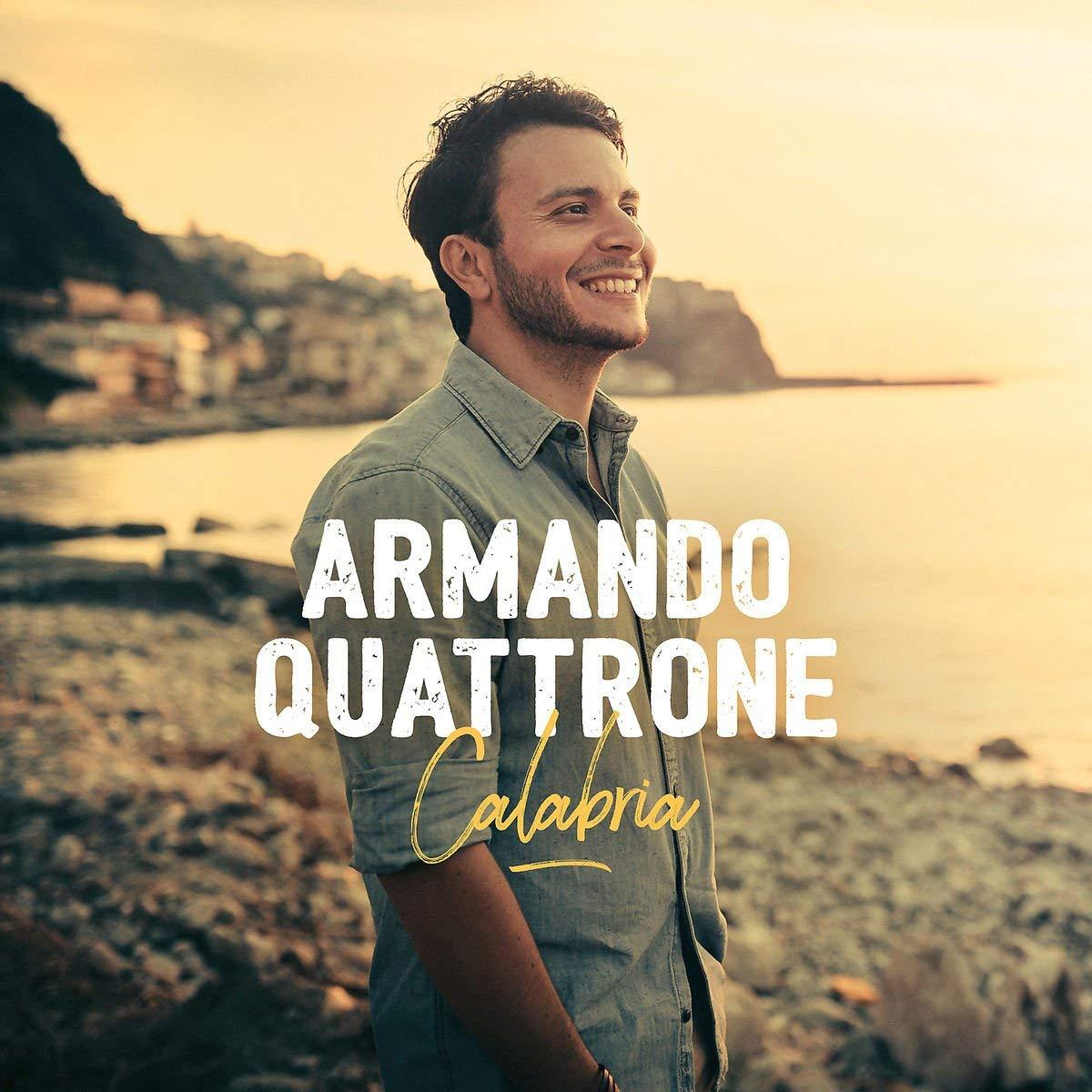 Armando Quattrone_Calabria Album Cover 01_All Tracks Written & Produced by SILVERJAM