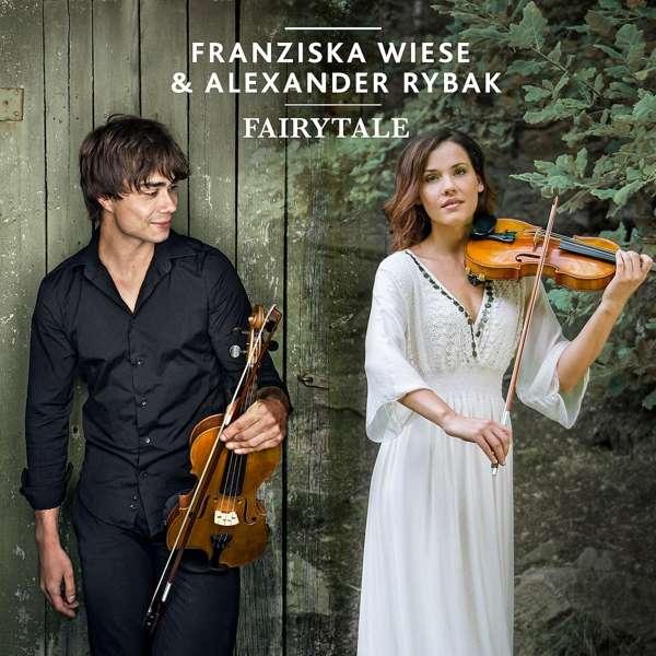 Franziska Wiese & Alexander Rybak_Fairytale (EP) (Silverjam Mix)_All Tracks Produced by SILVERJAM_Front Cover