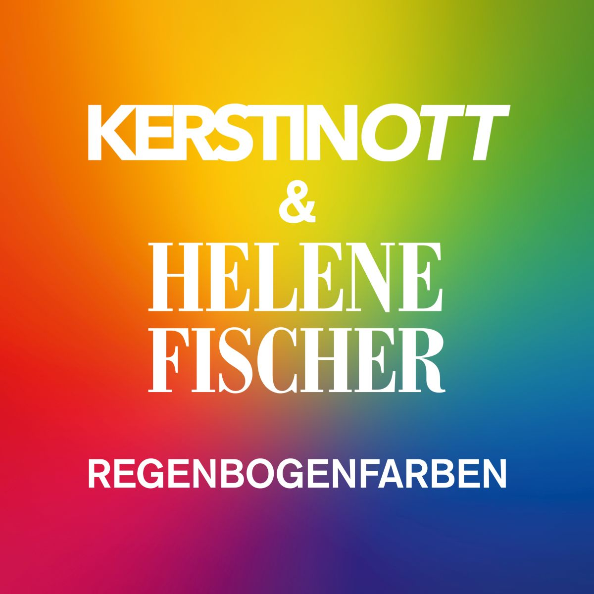 Kerstin Ott und Helene Fischer